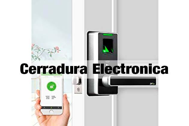 Cerraduras electronicas control de acceso
