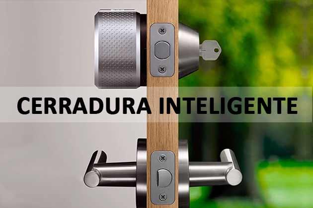 cerradura inteligente control acceso