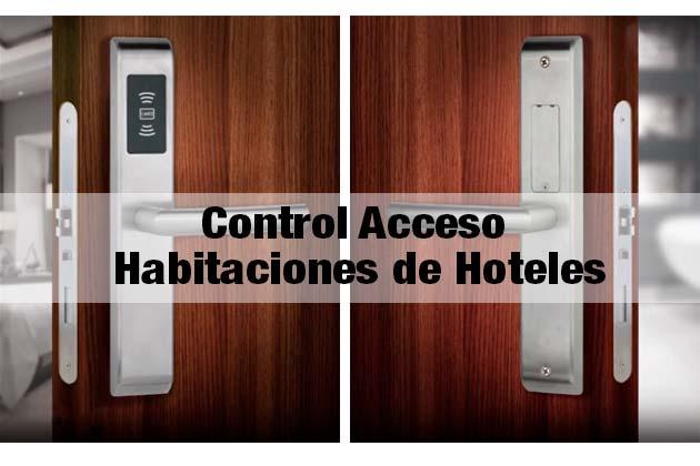cerraduras control acceso hoteles