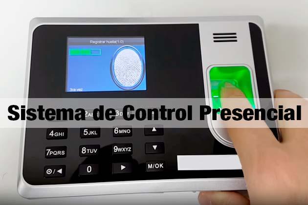 Sistemas de control de acceso y presencia