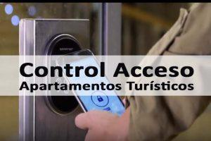 Control de Acceso para Apartamentos Turísticos