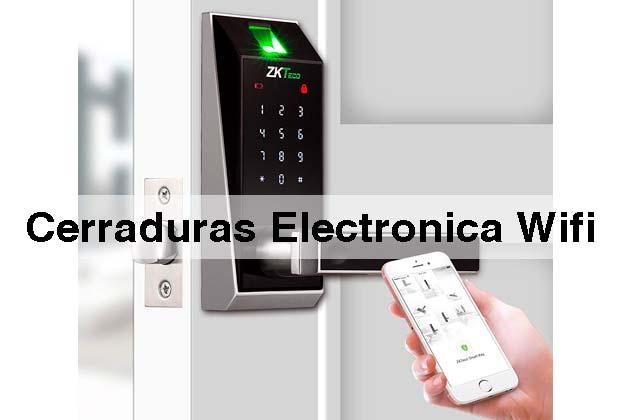 Cerraduras-Electronica-Wifi