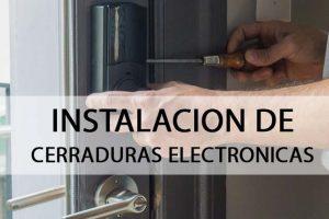 Instalación de Cerraduras Electrónicas | Control de Acceso
